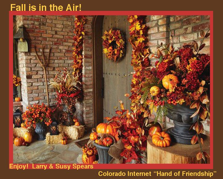 Fall is in the Air 1  https://www.facebook.com/pages/A-Time-for-Every-Season/142960769110607