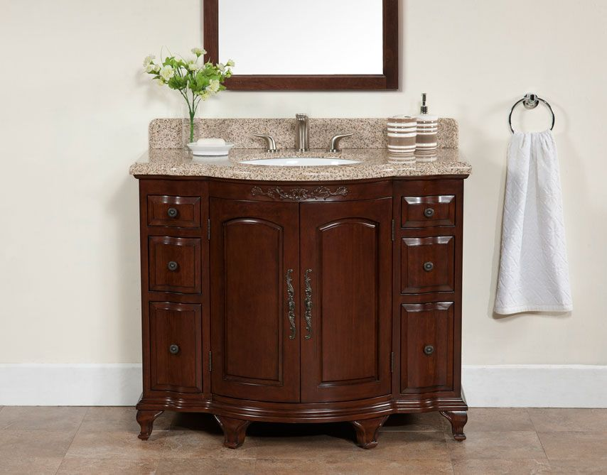 Lanza Wf5834Dc Antique Bathroom Vanity  Bathroom  Pinterest Extraordinary Antique Bathroom Vanities Inspiration