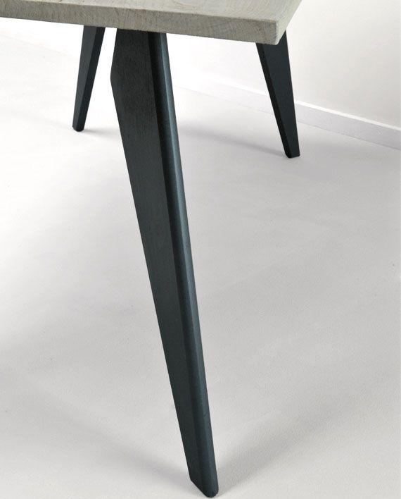Pieds De Table Et Meuble Design En Bois Style Scandinave Ikea Diy Pieds De Table Pied De Table Design Table Bois