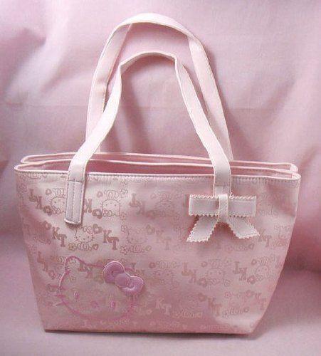 f31e430d4c Personalized Hello Kitty Diaper Bags