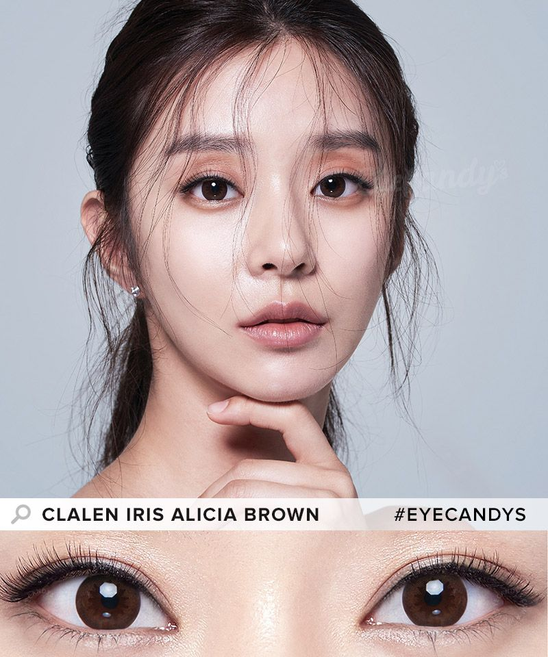 Buy Clalen Circle Lenses By Interojo Eyecandy S Circle Lenses Beauty Secrets Lenses
