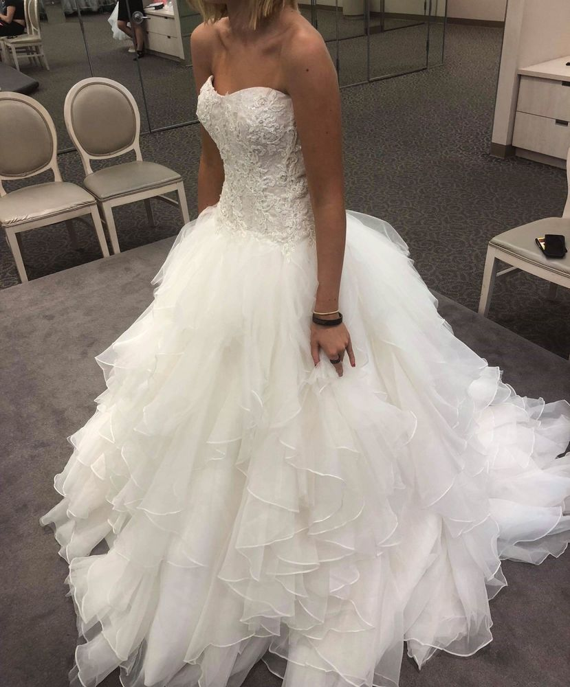 Wedding Dresses Size 0 Fashion Clothing Shoes Accessories Weddingformaloccasion Weddingdresses Ebay Link Wedding Dresses Dresses Wedding Dress Sizes