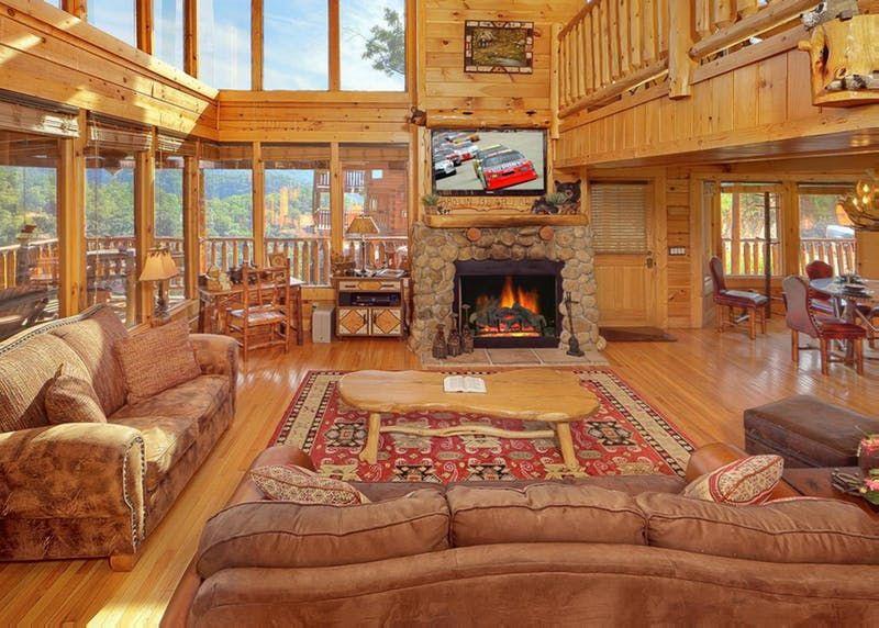 Wears Valley Cabin Rentals American Mountain Rentals Smoky