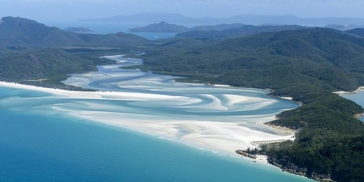Whitsunday Islands, Great Barrier Reef, Queensland, Australia, Oceania