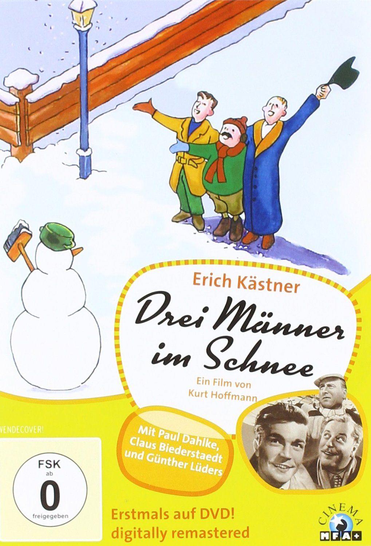 Drei Manner Im Schnee Erich Kastner Dvd Filme