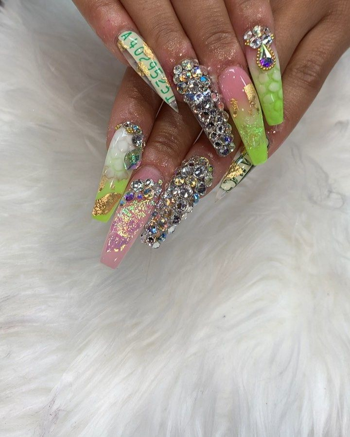 Lovely MiMi At Lovely Nails in Capitol Heights, Maryland