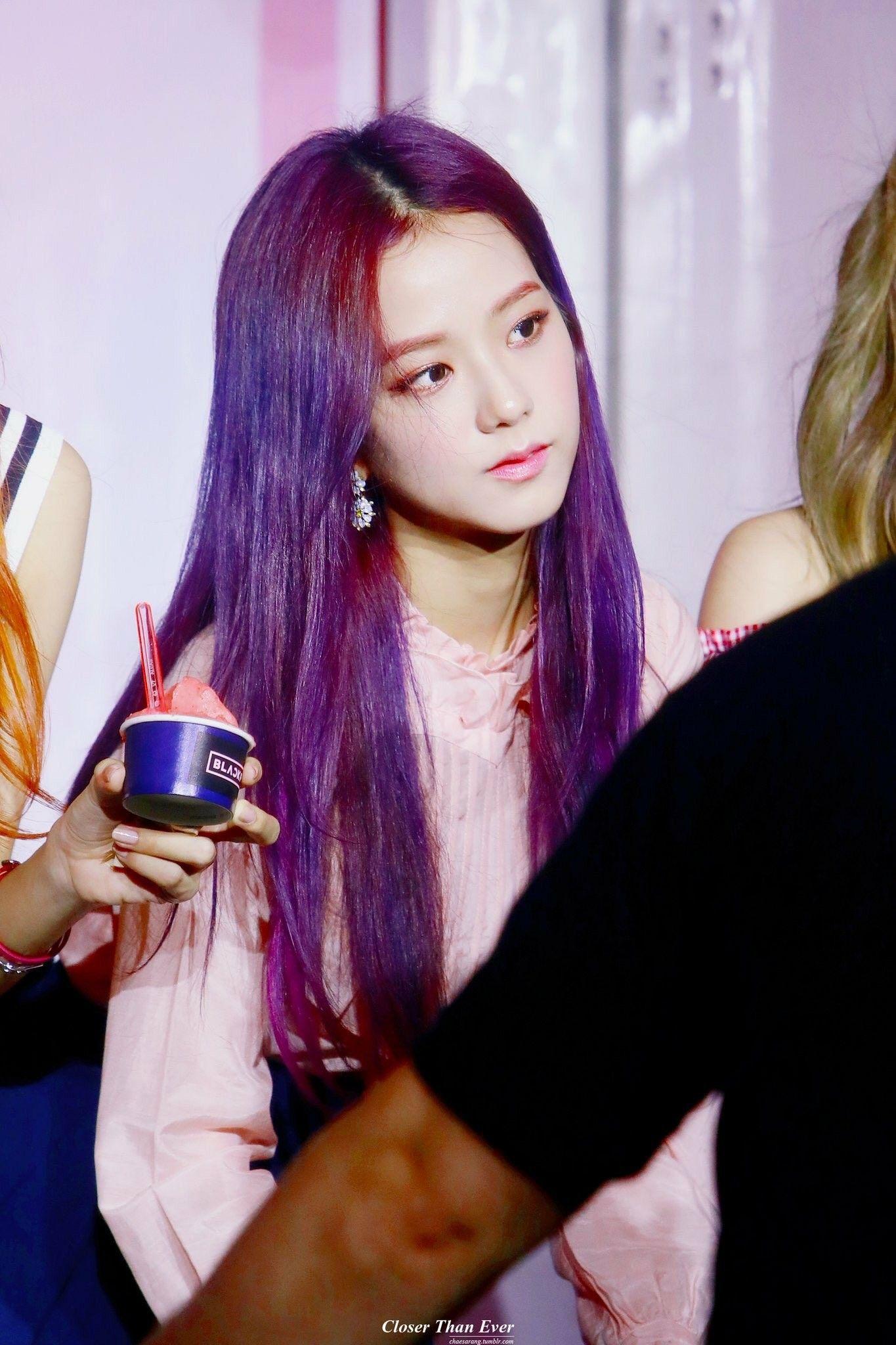 BLACKPINK Ice Cream Event Jisoo BLΛƆKPIИK Seul, Coreia