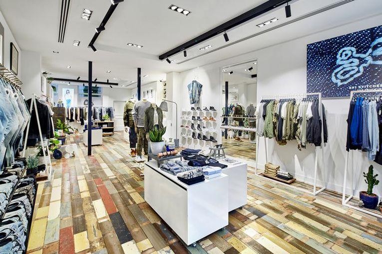 the hague: denham store opening