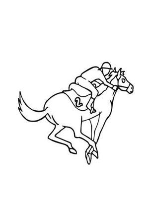 Ausmalbild Rennpferd Nr 2 Zum Ausmalen Ausmalbilder Ausmalbilderpferde Malvorlagen Ausmalen Sc Ausmalbilder Pferde Rennpferd Ausmalbilder Tiere