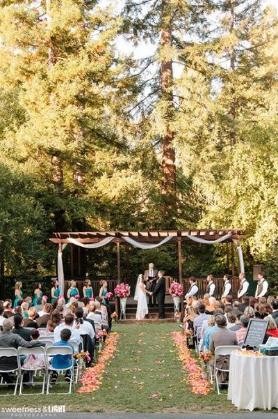 Wedding Top 15 Bay Area Venues