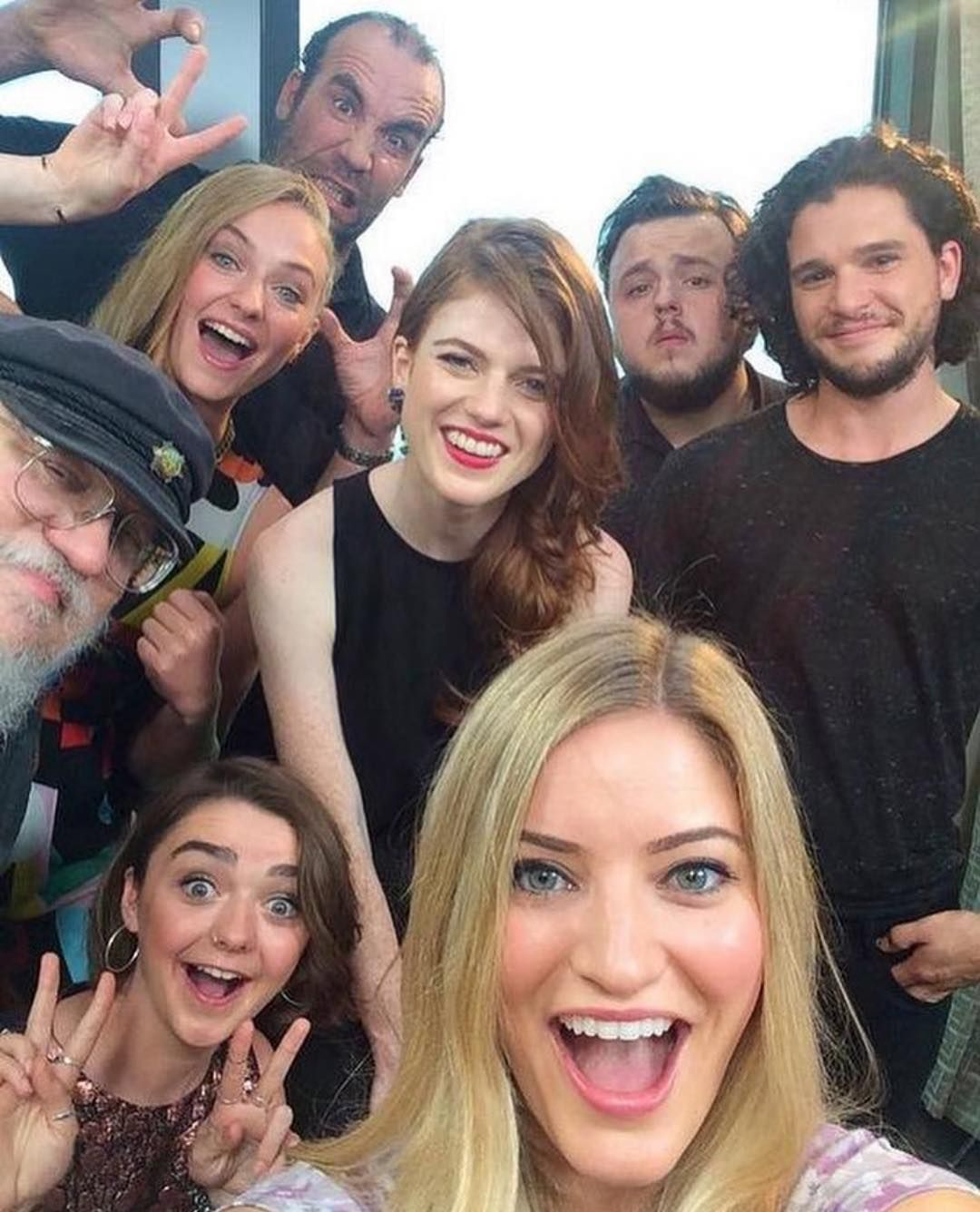 """Game of Thrones on Instagram """"GoT Cast 🏻"""" Game of"""