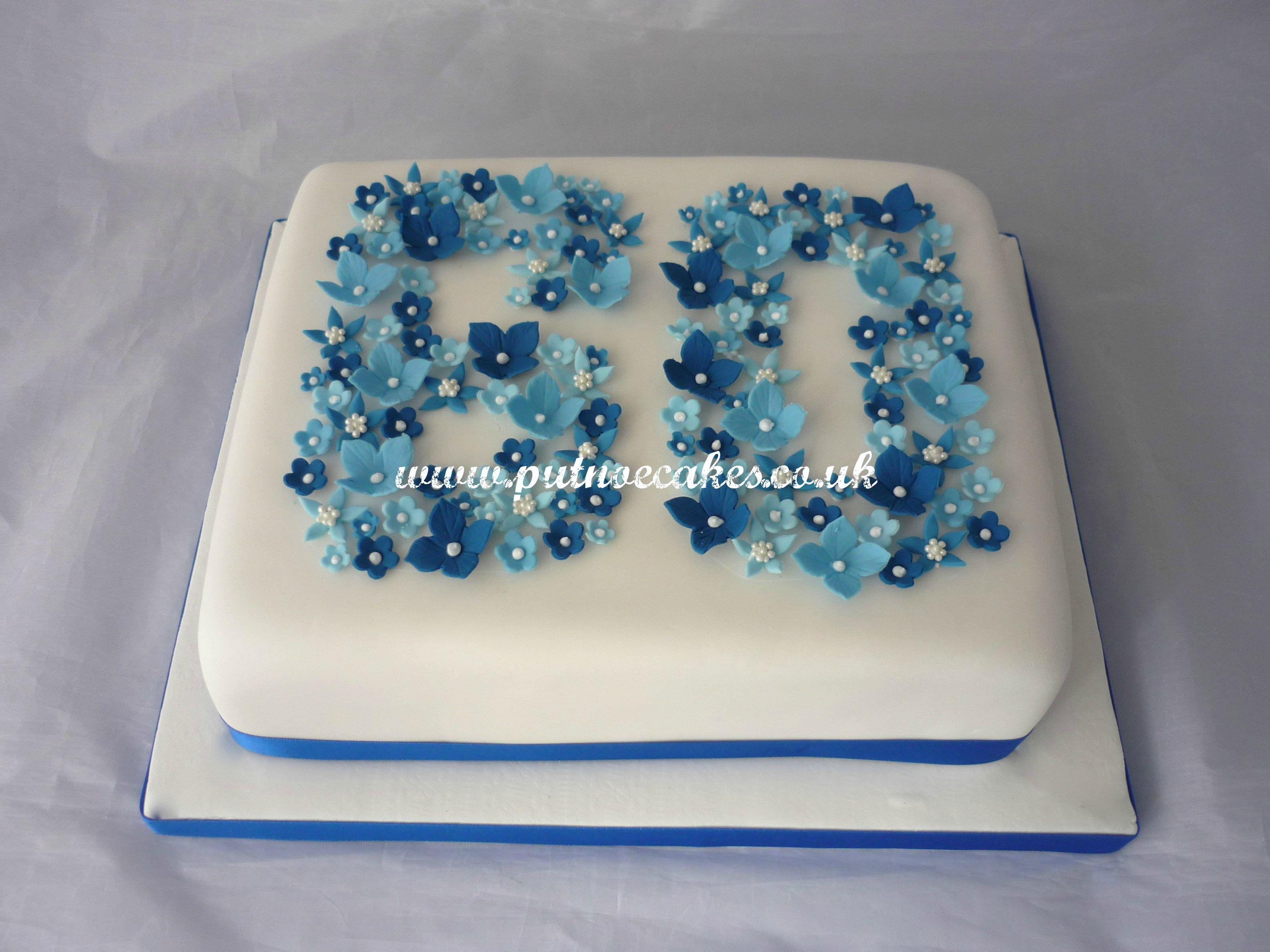 Ladies Birthday Cakes Putnoe Cakes Birthdays Pinterest