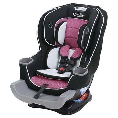 Graco Extend2fit 65 Convertible Car Seat Rosie