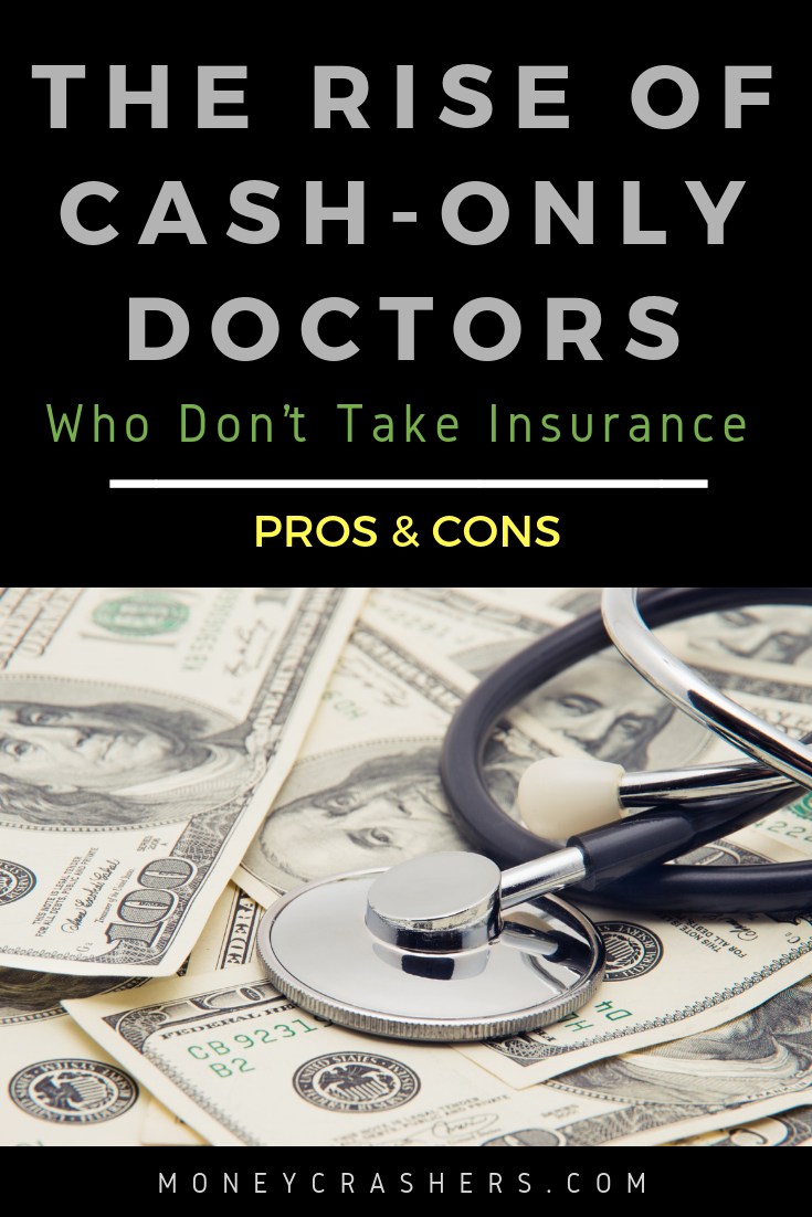 The Rise of CashOnly Doctors Who Don't Take Insurance