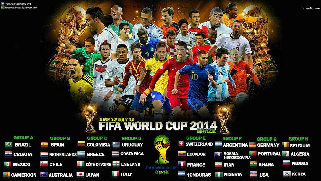 fifa world cup 2014 theme and windows 78 wallpapers