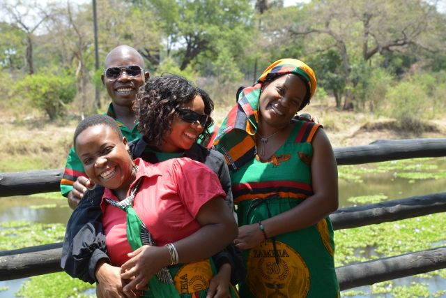50 Jahre Sambia ... One Zambia, one nation
