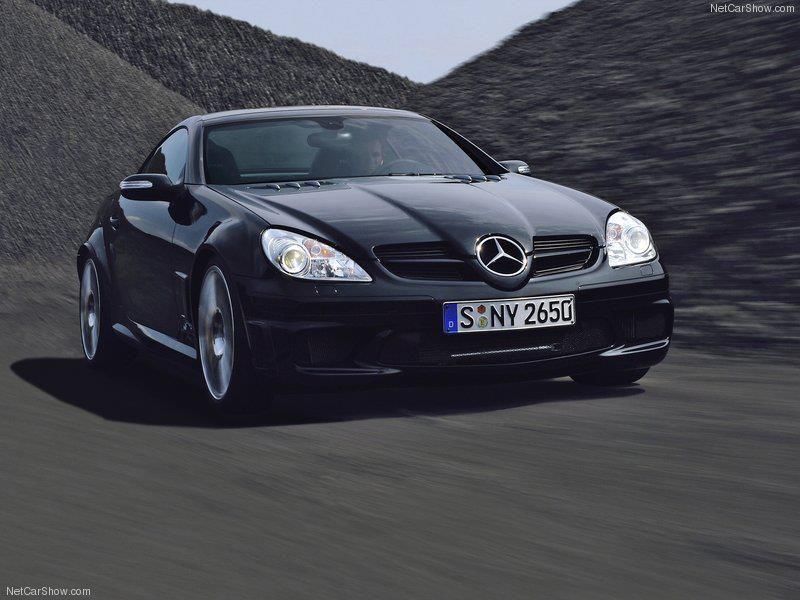 Mec Design Tunes Old Mercedes Benz Slk 55 Amg With Images