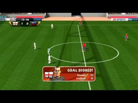 2010 Fifa World Cup South Africa Wii On Dolphin Wii Gc Emulator 720p Hd Full Speed Fifa Fifa World Cup World Cup