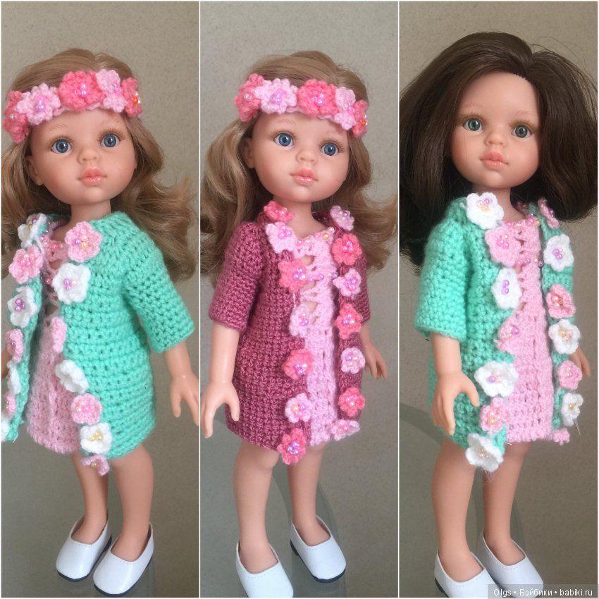 Модная одежда для кукол Paola Reina и других подобных ...