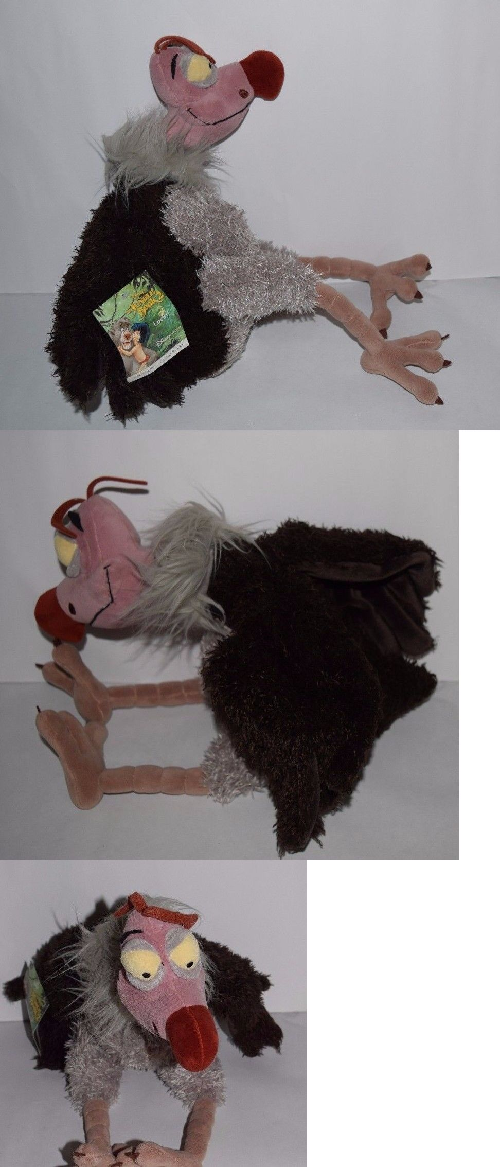 Jungle Book 158765: Disney Store 14 Lucky The Vulture ...