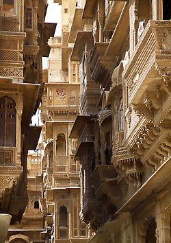 theearthinimages:    Jaisalmer, India.  By ubrodi