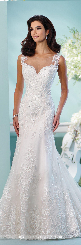 Wedding dresses u spring david tutera illusions and