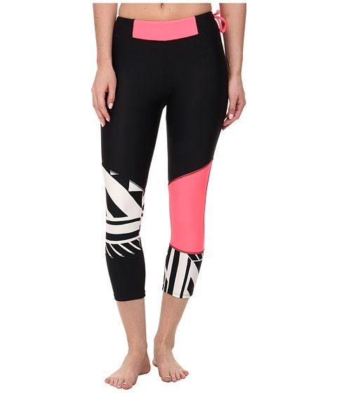Body Glove Kalani Surf Capris Black - Zappos.com Free Shipping BOTH Ways