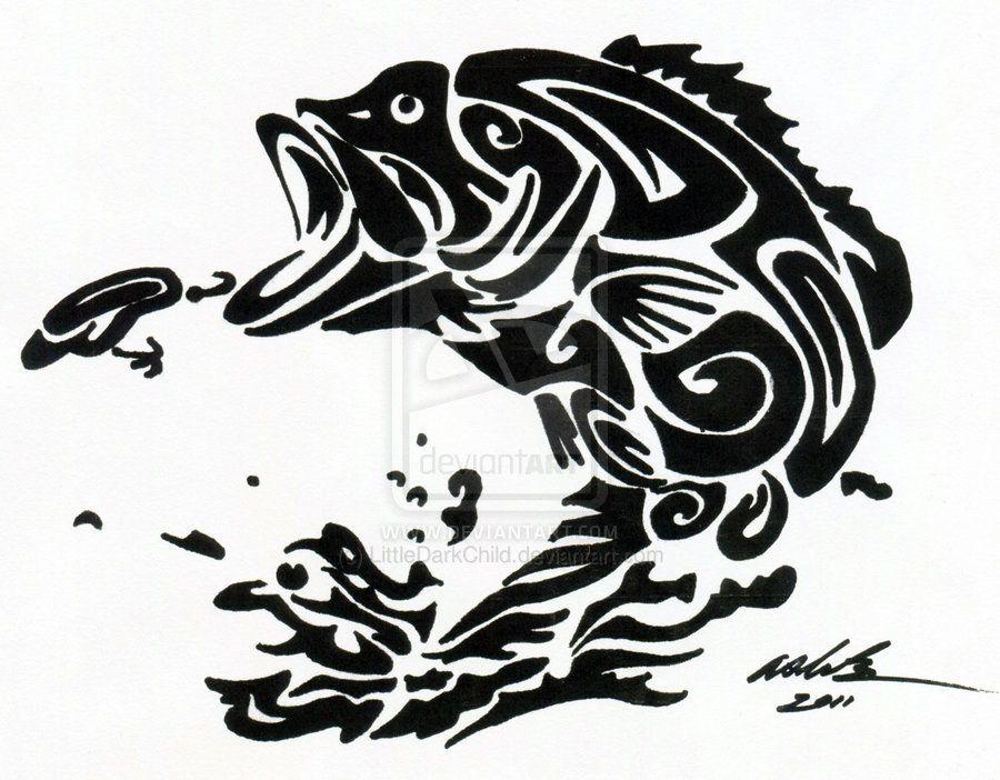 Tribal Fish Tattoos Tribal tattoo fish nice Outfit