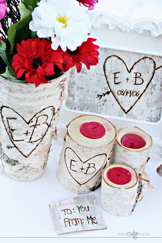 Kreative Diy Bastelideen Für Männergeschenke Zum Valentinstag Diy