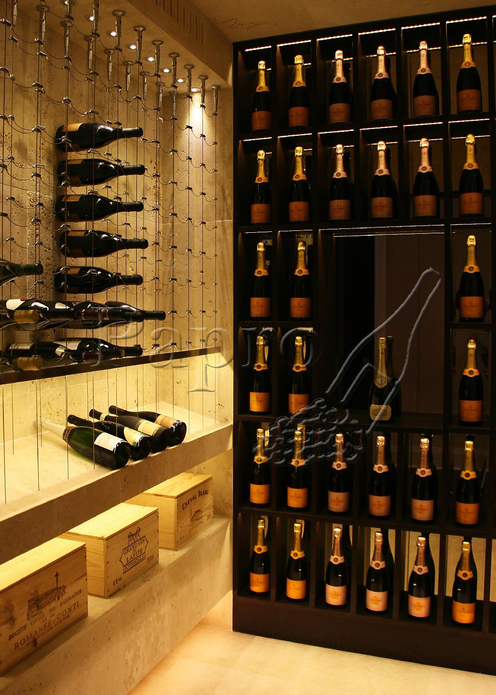 Etonnant Papro Consulting | Champagne Cellar