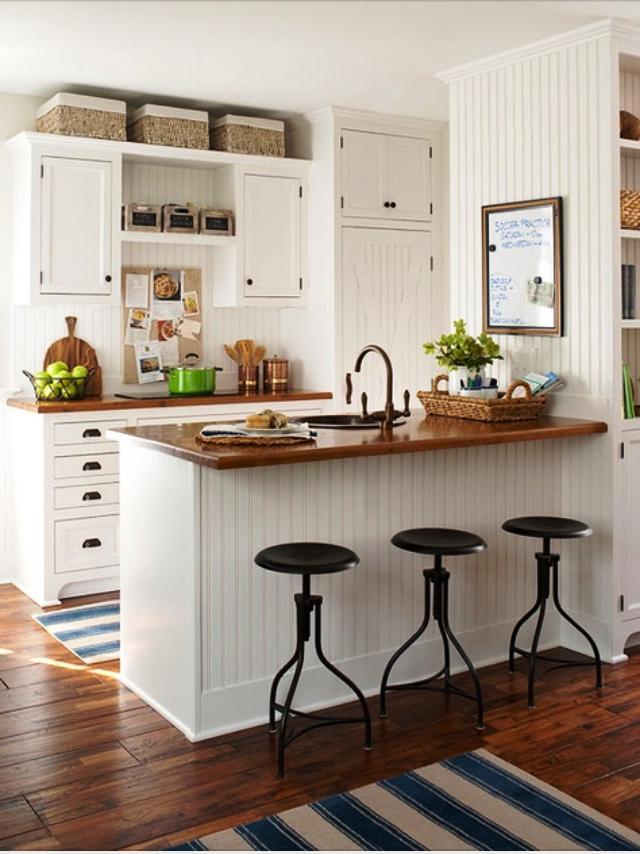 Épinglé par Lara Alfiler sur home - kitchen to dining area ...
