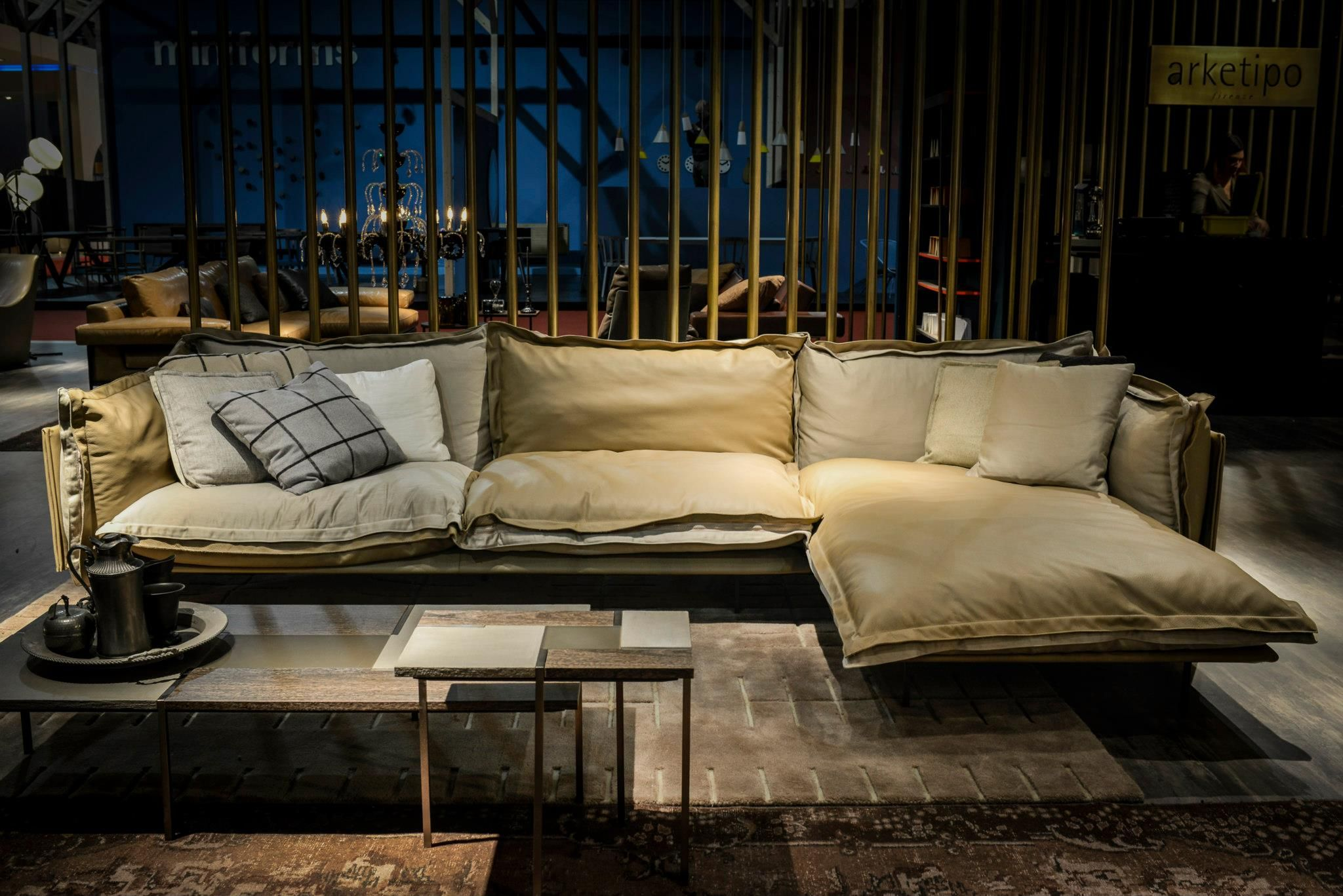 Archetipo Auto Reverse Sofa living room Pinterest
