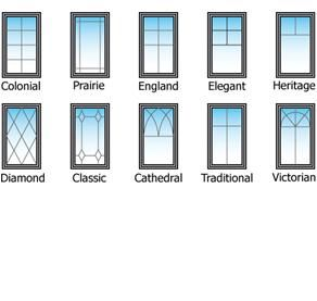 Exterior Window Styles grille styles (292×277) | home | exterior | pinterest
