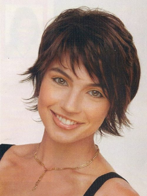 Short Shaggy Hairstyles for Women with Fine Hair - New Hairstyles ...