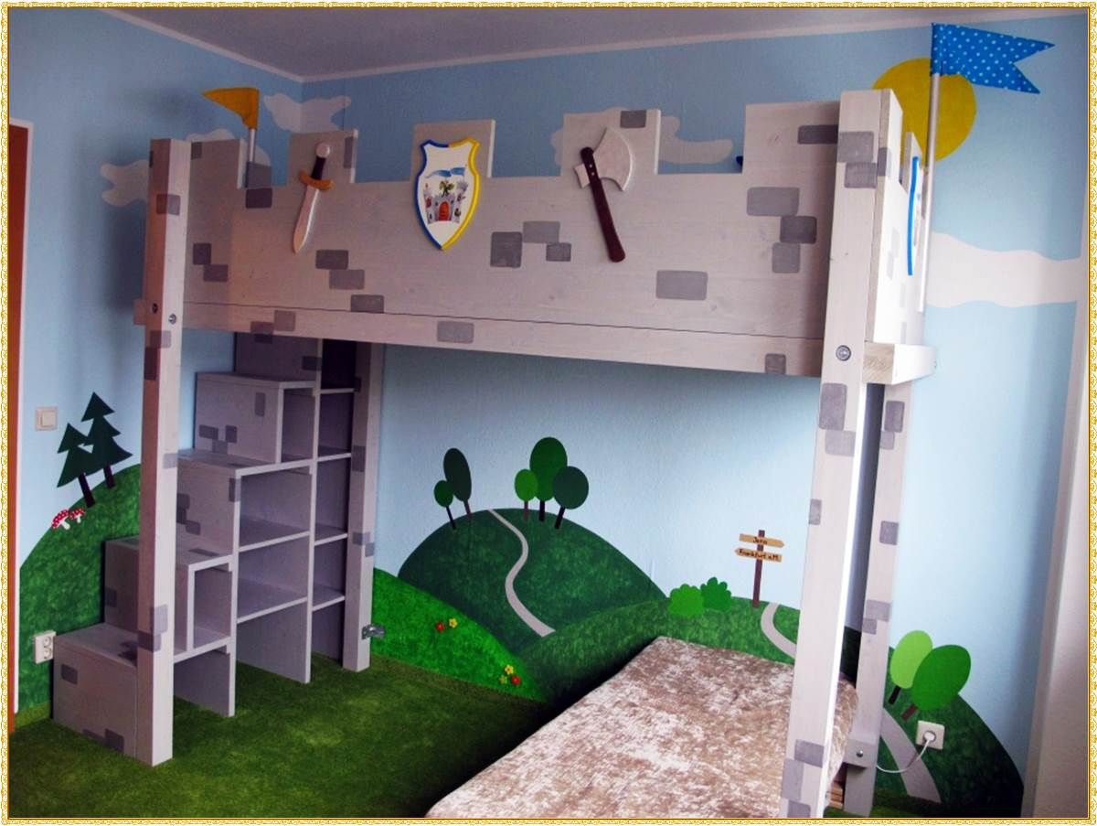 25 Bilder Von Kinderzimmer Ritter Visit The Post For More