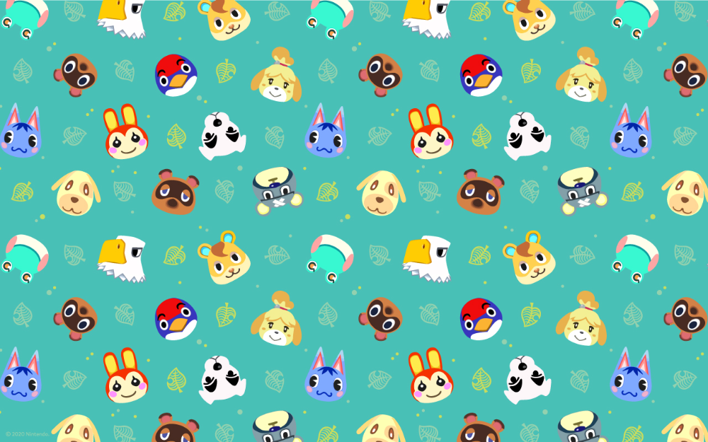 Desktop Animal Crossing Wallpaper Google Search Di 2020