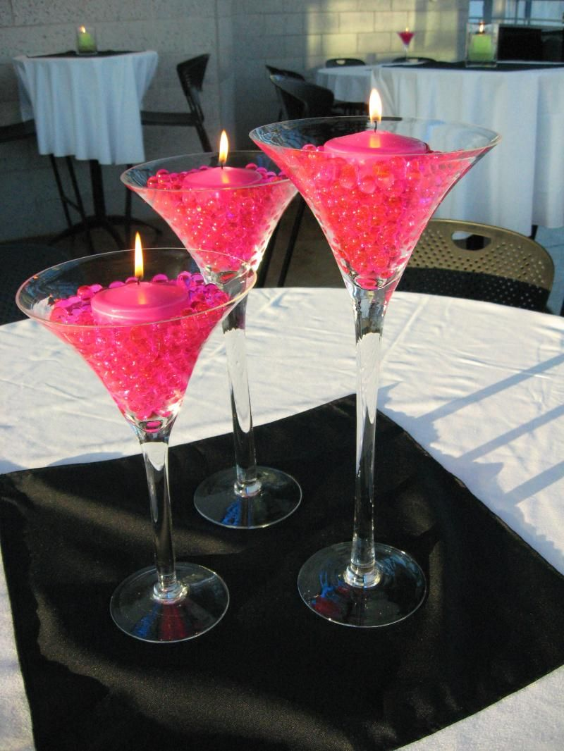 Martini centerpiece ideas ehow pinterest martini centerpiece ideas ehow reviewsmspy