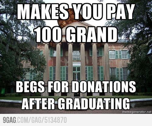 Scumbag College College Memes Funny Pictures College