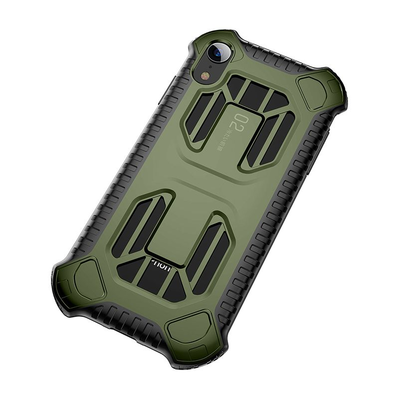Phone Cases Covers Bases Cold Front Cooling Tough Shockproof Rugged Armor Silicone Tpu Iphone Xr Iphone X Iphone Xs Iphone Xs Max