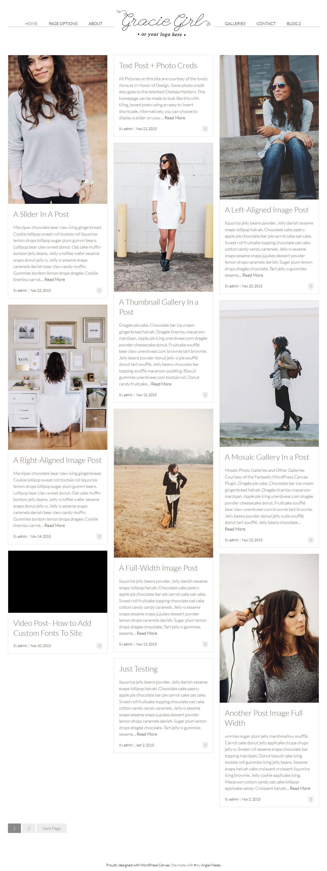 5 Simple Blogging WordPress Themes for Personal Blogs