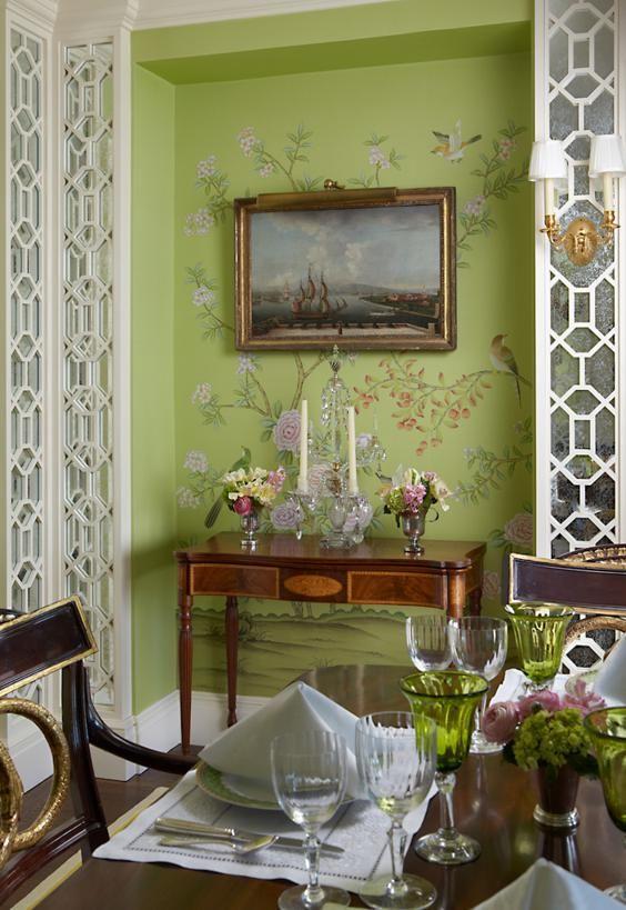 Scott Snyder Design Boston Apartment Dining Room