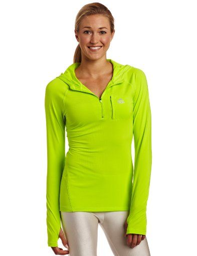 adidas Women's Techfit Cold Weather Half-Zip Hoodie