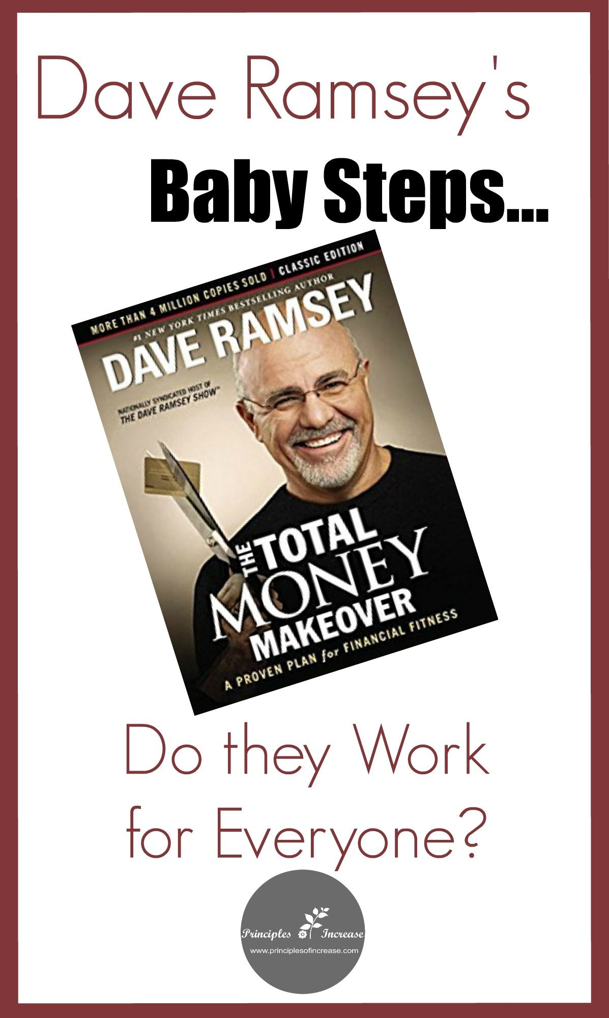 A Review Of Dave Ramsey S Total Money Makeover Book