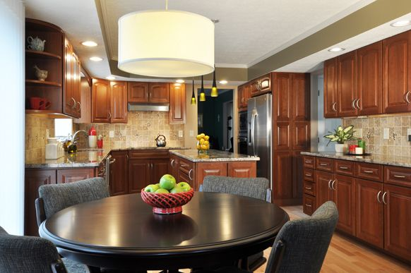 KITCHEN INTERIORS A complete design and remodeling project intended