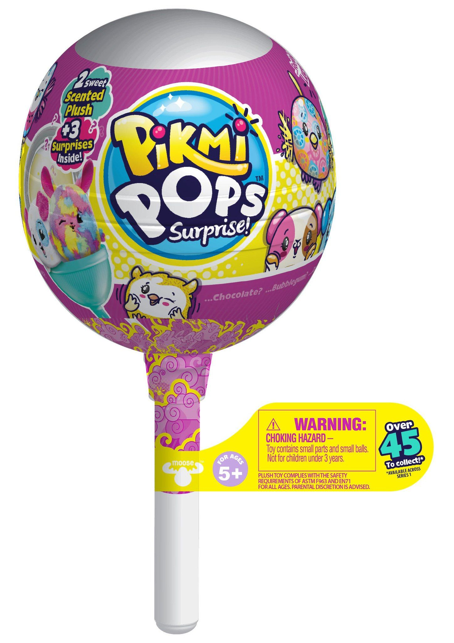 Medium Pikmi Pop /& Small Pikmi Pop Pikmi Pops Surprise