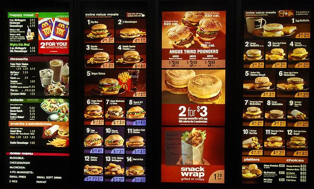 I M Loving It How Mcdonalds Changed The World Mcdonald Menu Mcdonalds Dollar Menu Fast Food Menu