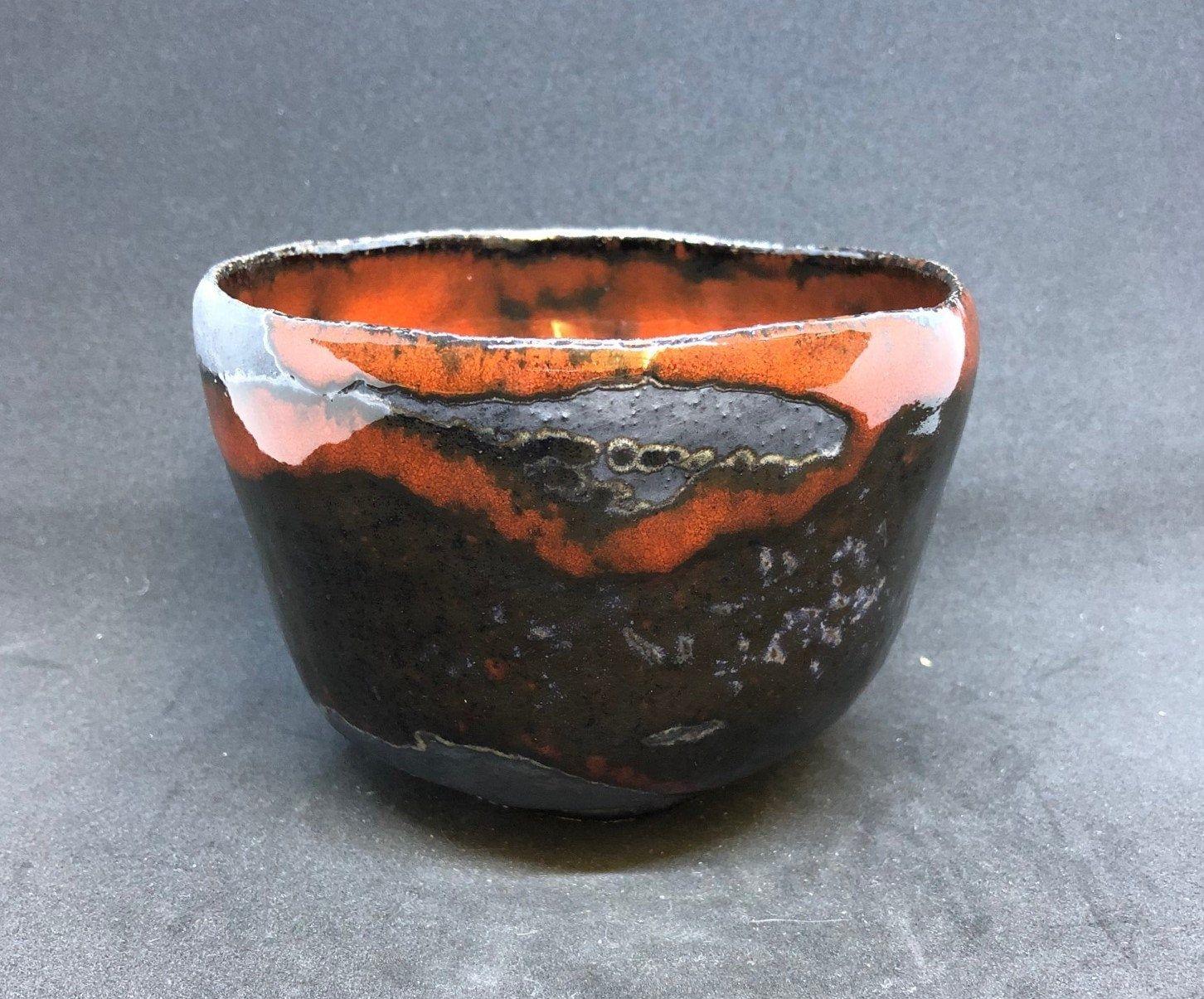 matcha chawan Traditional Japanese tea ceremony bowl