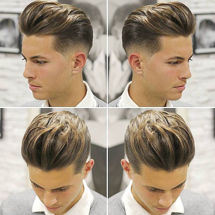 Men S Hairstyle Trends For 2017 Hairstyle Mannerfrisuren Manner