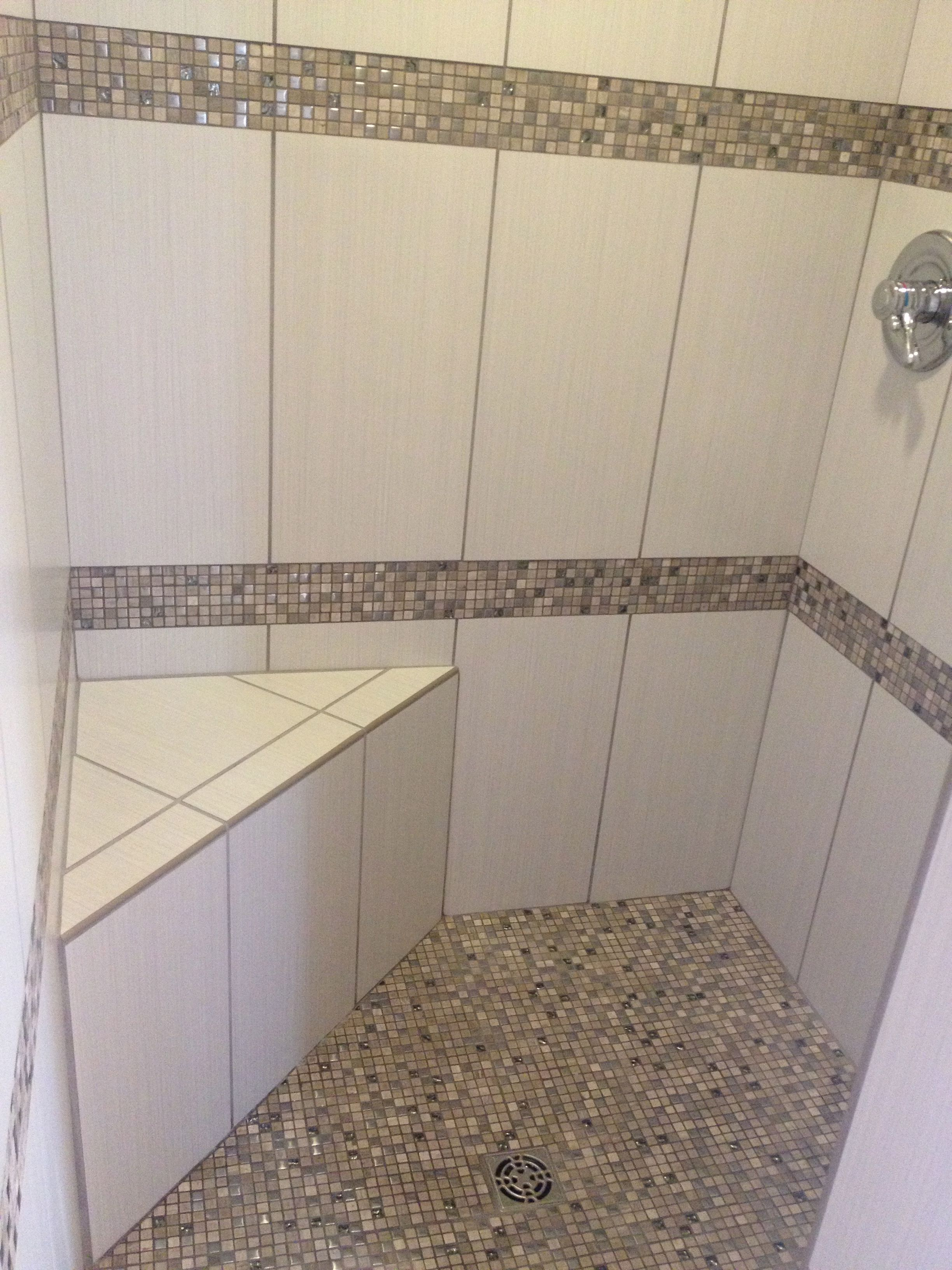 Decorative Shower Tile Decorative Shower Tile  Finishes Floors Walls Ceilings And