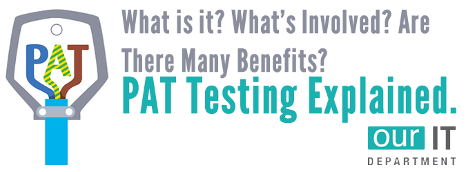 What is #PAT Testing? All FAQs are answered in this article.